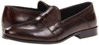 Stacy Adams Glover (Brown Leather) - Footwear