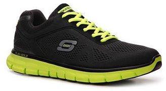 Skechers Synergy Power Shield Lightweight Running Shoe - Mens