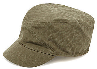 Collection 18 Military Cross Seamed Cap