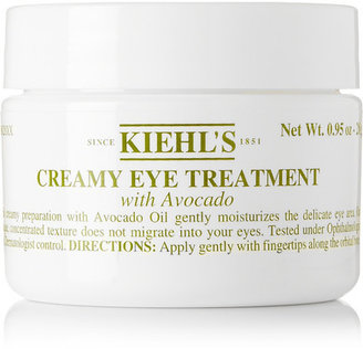 Kiehl's Since 1851 - Creamy Eye Treatment, 28g - Colorless $48 thestylecure.com