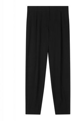 Jigsaw Modern Crepe Side Zip Trouser