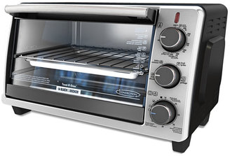 Black & Decker CLOSEOUT TO1950SBD 6-Slice Convection Oven