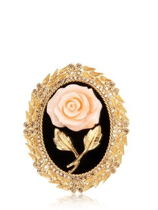 Augustine Bliss Rose Brooch Pin
