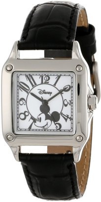 Disney Women's W000464 Mickey Mouse Perfect Square Watch