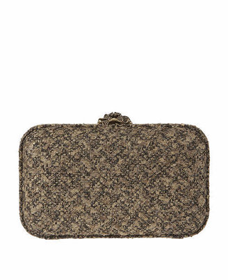 Ann Taylor Tweed Clutch