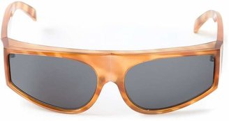 Versace Pre-Owned 70s tonal sunglasses