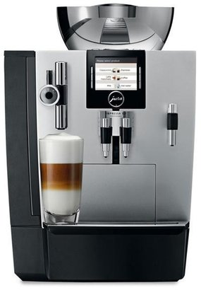 Jura-Capresso 135-oz. XJ9 Professional Coffee and Espresso Center, Brilliant Silver