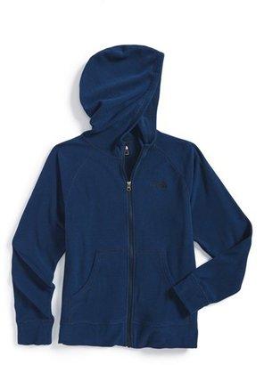 The North Face 'Glacier' Fleece Hoodie (Toddler Boys, Little Boys & Big Boys) (Regular Retail Price: $50.00)