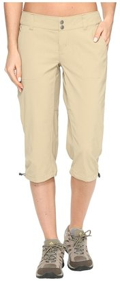 Columbia - Saturday Trail II Knee Pant Women's Capri $50 thestylecure.com