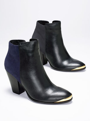 Victoria's Secret Collection Metal-tipped Bootie
