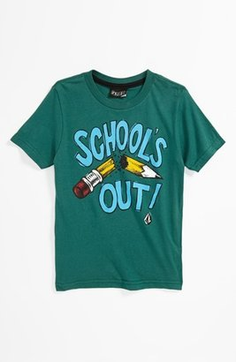 Volcom 'Salad Days' T-Shirt (Little Boys & Big Boys)