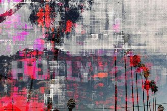 Parvez Taj Hollywood Dreams Wall Art