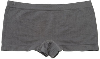 Wet Seal Solid Seamless Boyshort