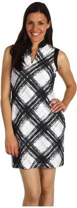 Greg Norman Canton Road Print Dress (Wjote) - Apparel