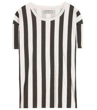 By Malene Birger Mello printed jersey T-shirt