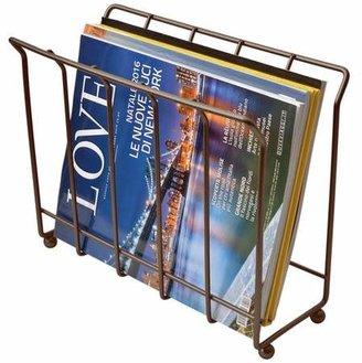 Totally Bath Floor Magazine Rack