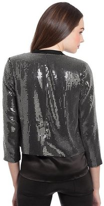 GUESS by Marciano Kati Sequined Jacket