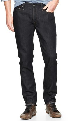 Gap 1969 Authentic Skinny Fit Jeans (Resin Rinse)