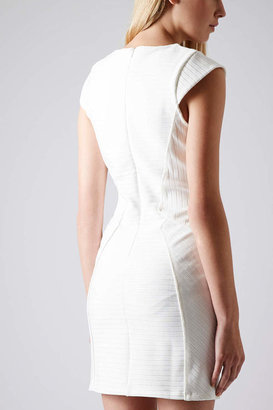 Topshop Bandage Bodycon Dress