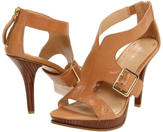 Nine West 7Amberlina (Natural Leather) - Footwear