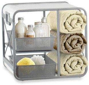 Bed Bath & Beyond X Cube Bath Storage Unit