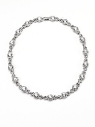 Adriana Orsini Faceted Collar Necklace