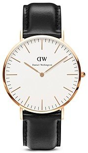 Daniel Wellington Classic Sheffield Watch, 40mm