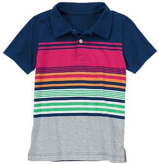 Gymboree Striped Polo Shirt