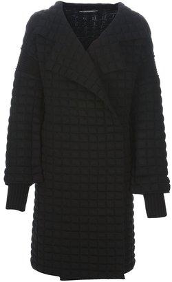 Diane von Furstenberg Analina Oversized coat