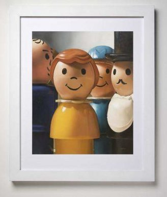 Fisher-Price People by Margaret Morrison