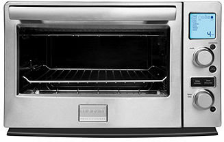 Frigidaire Professional FPCO06D7MS Infrared Convection Toaster Oven