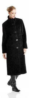 Cinzia Rocca Wing Collar Coat