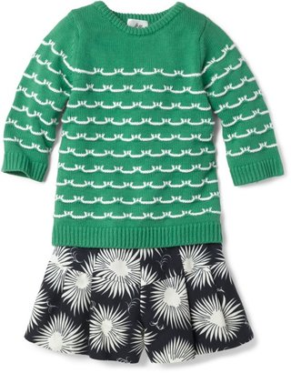 Milly Minis Mini Sweater