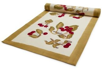 Couleur Nature Cherries Table Runner
