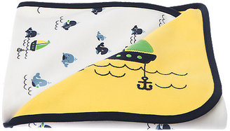 Gymboree Whale Blanket