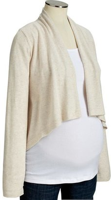 Old Navy Maternity Softest Cropped Cardis