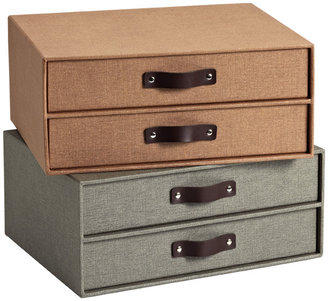 Container Store Marten Paper Drawers