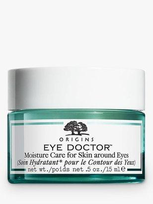 Origins Eye Doctor Moisture Care For Skin Around Eyes, 15ml