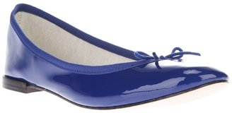 Repetto bow embellished ballerinas