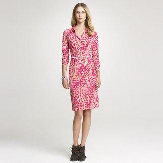 Anne Klein Leo Legacy Printed Polo Dress - BCRF