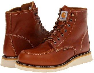 "Carhartt 6"" Moc Toe Wedge Boot"