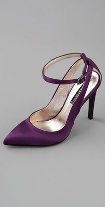 Claudia Ciuti Sabina Cutout Pointy Pump