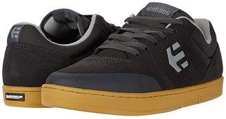 Etnies Marana (Black/Dark Grey/Gum) Men's Skate Shoes