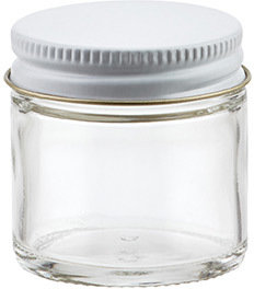 Container Store 1 oz. Commercial Straight-Sided Jar