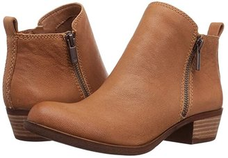 Lucky Brand Basel (Wheat) Women's Zip Boots