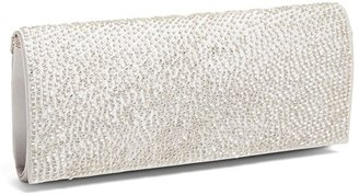 Nina Beaded Envelope Clutch