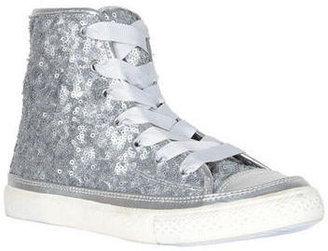 Delia's Sequin Hi Top Sneaker