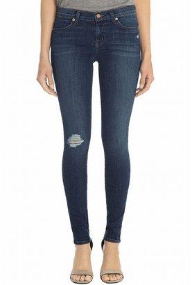 J Brand 620 Mid-Rise Super Skinny Jean In Quantum