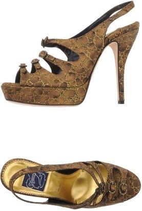 Zoraide Platform sandals
