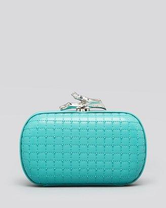 Diane von Furstenberg Clutch - Lytonn Small Quilted Leather